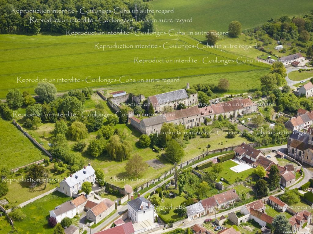 n° 25 - Coulonges : le château de Rognac