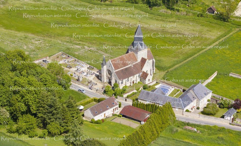 n°30 - Cohan : vue de l'église