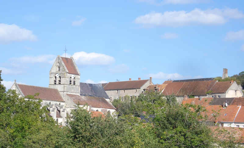 église de coulonges