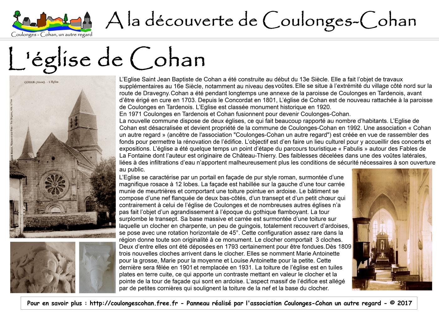 L-Eglise Cohan