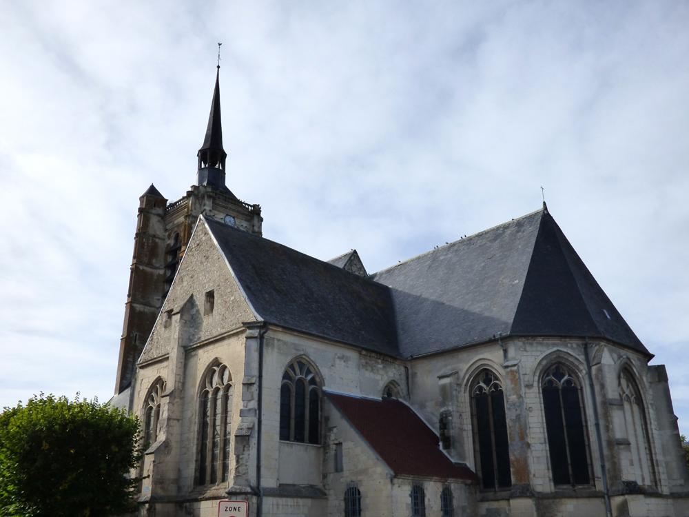 église de Fère en Tardenois