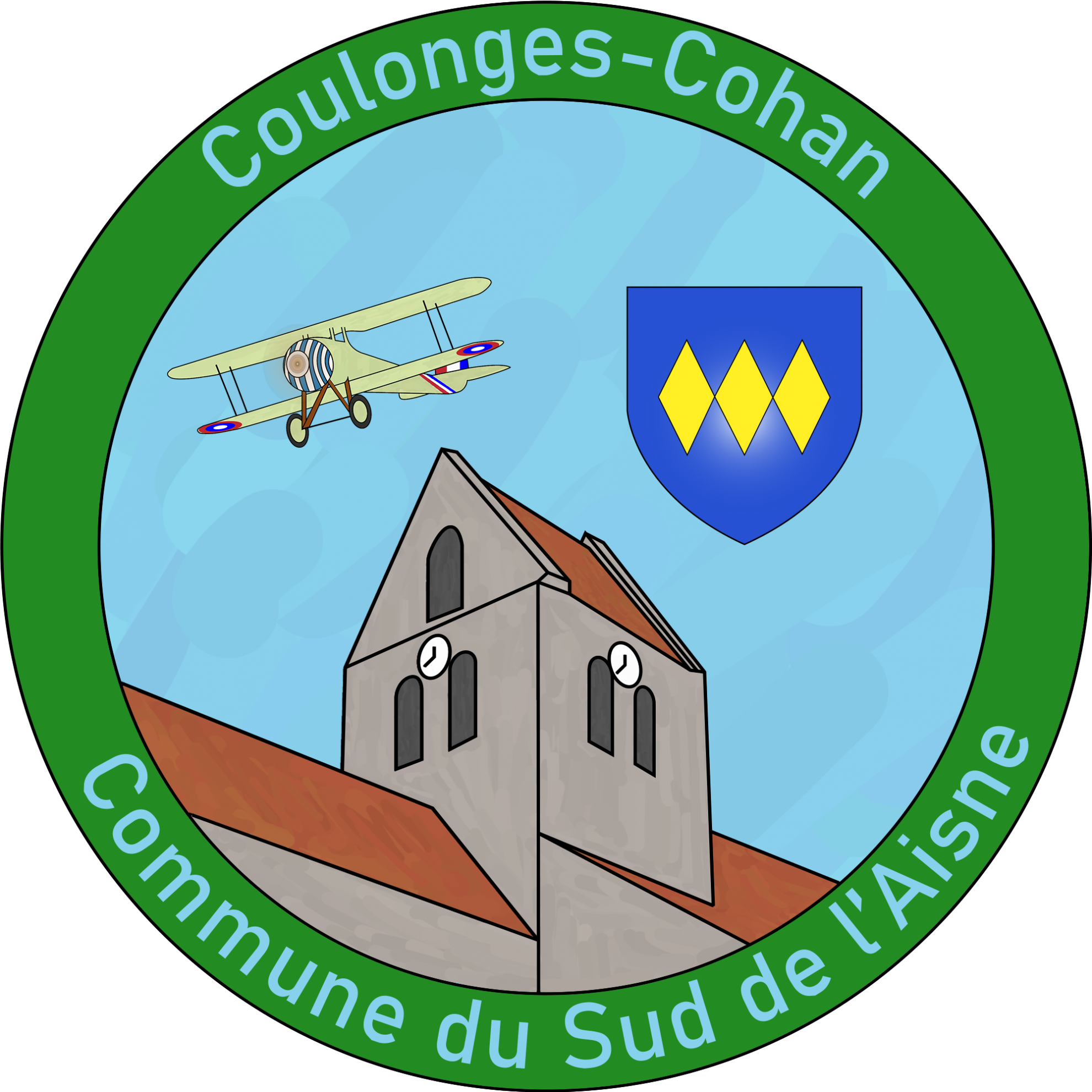 Logo de Coulonges